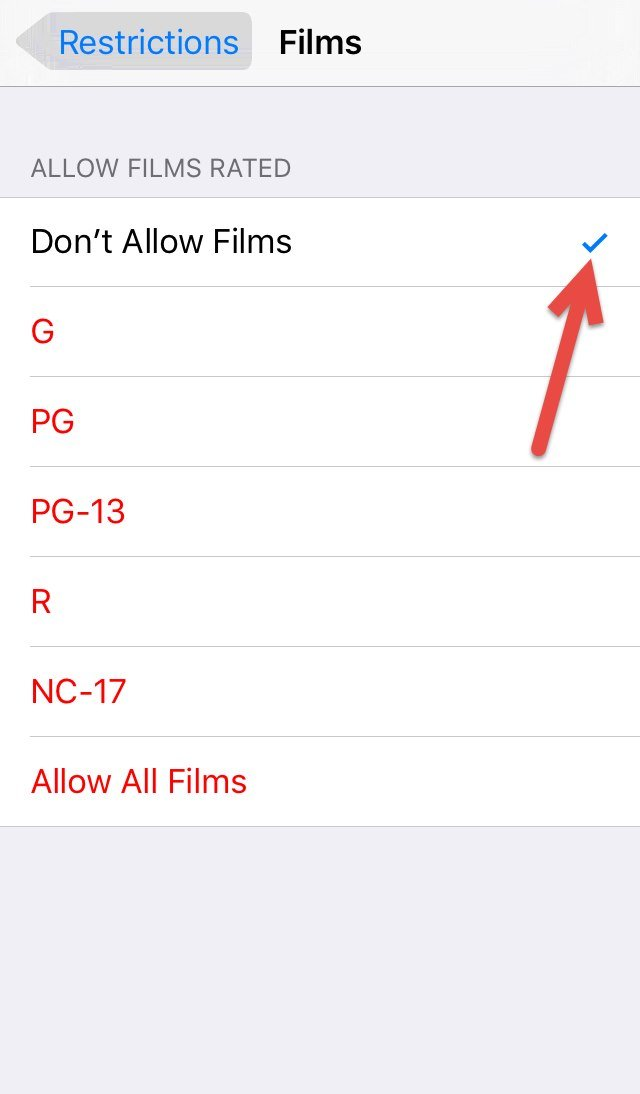 Don't Allow Films