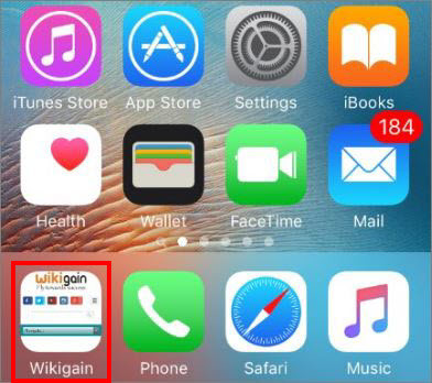 Add a Website Icon to Home Screen on iOS devices