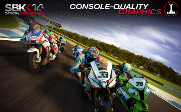 SBK 14 Official Mobile Game