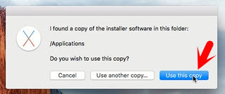 Select Installer Software
