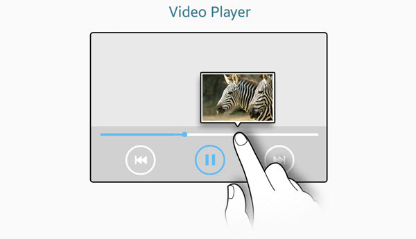 Air View Video Player
