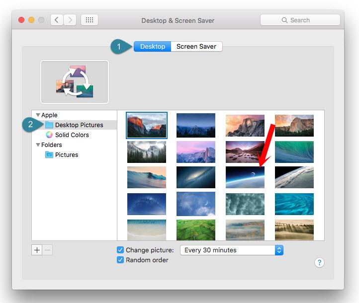 Mac Desktop Background