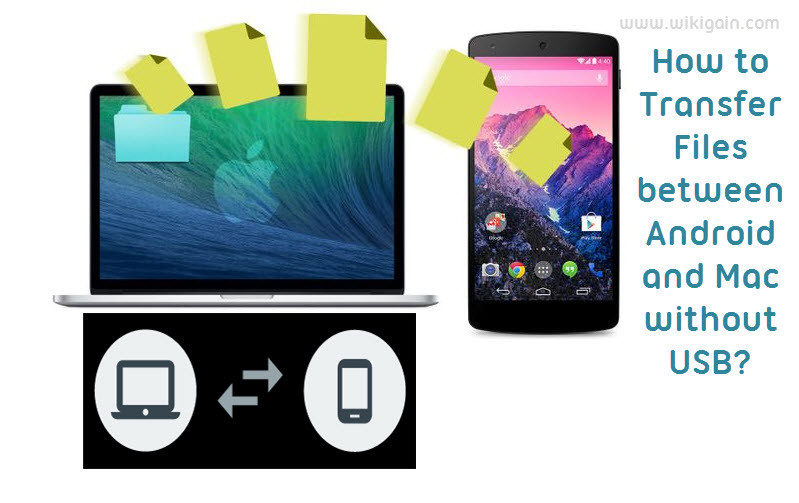 How to Transfer Files between Android and Mac OS
