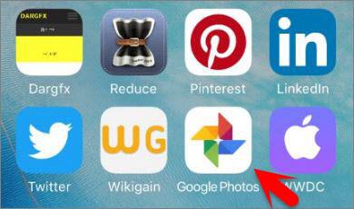 How to Backup iPhone Photos to Google Photos?