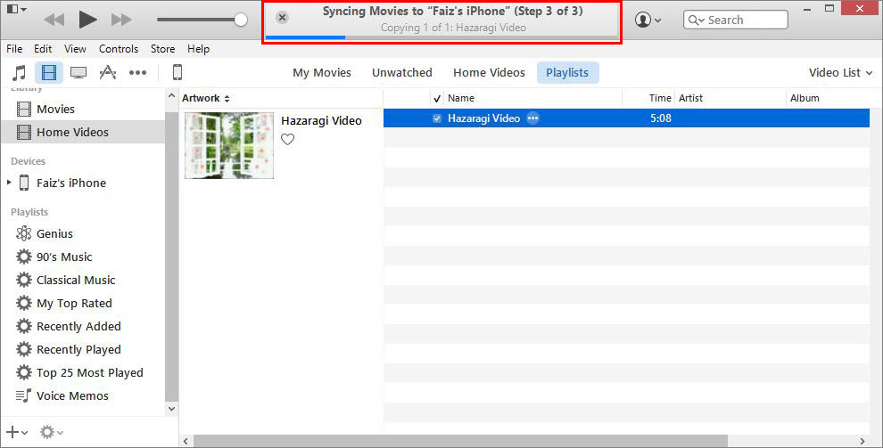 How to Transfer Movies, Videos and TV Shows From iTunes to iOS Devices?
