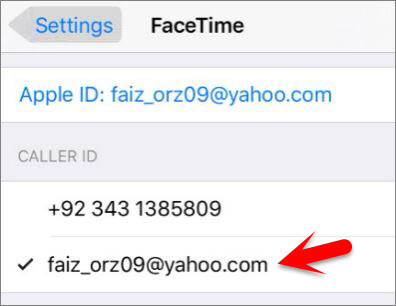 How to Enable Facetime on iOS Devices?