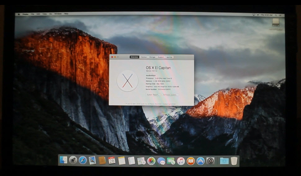 How to Install Mac OS X El Capitan On PC Using UniBeast?