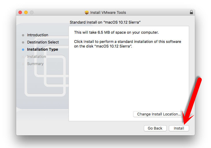 How to Install VMware Tools on MacBook