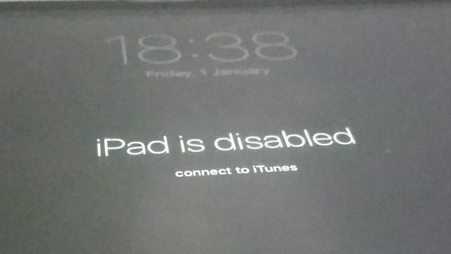 Reset Disabled Iphone Or Ipad Passcode In An Easy Way