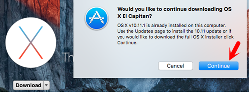 How to Perform Clean Installation of Mac OSX El Capitan