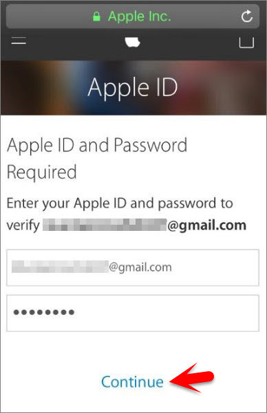How to Create an Apple ID on iPhone, iPad or iPod Touch? - wikigain