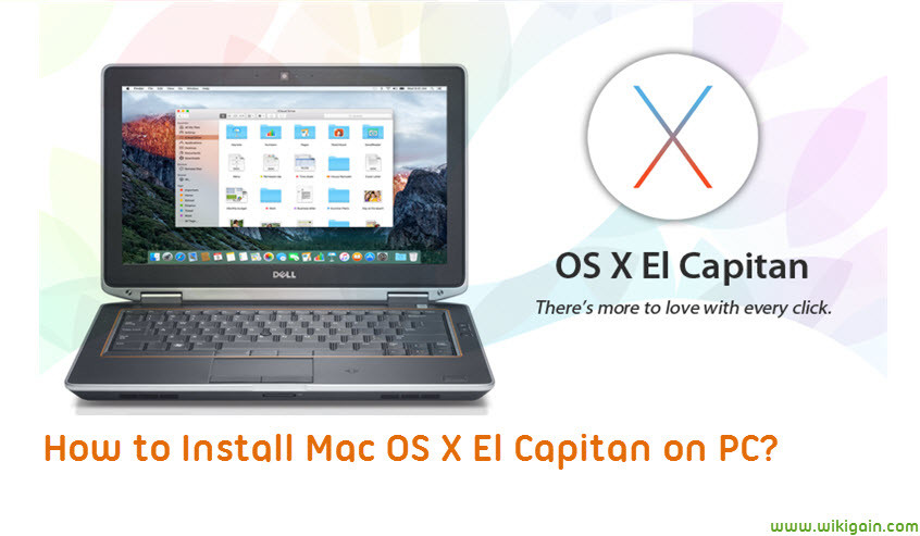 Download Mac Os El Capitan On Windows