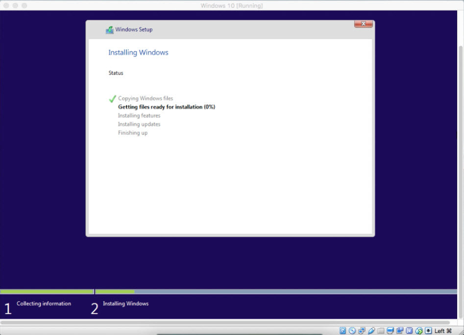 How to Install Windows 10 on Mac with VirtualBox? - wikigain