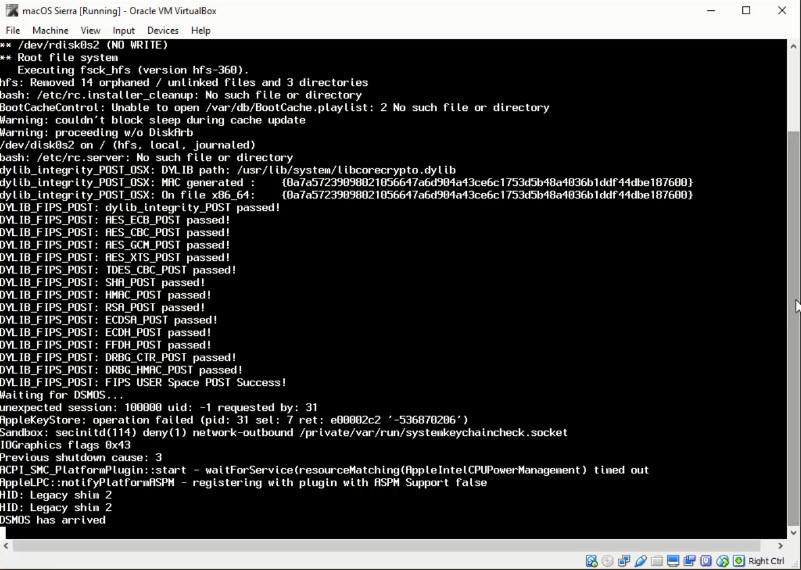 Windows 7 installer virtualbox mac osx