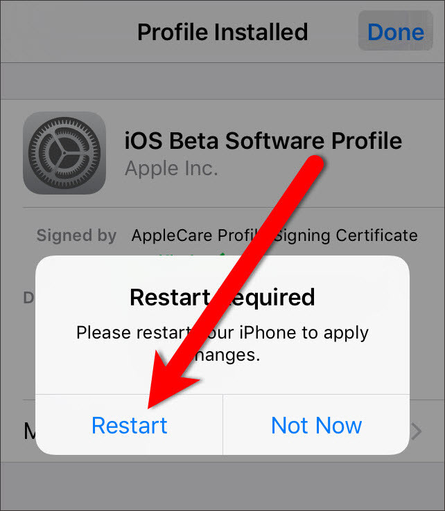 how to download ios on iphone