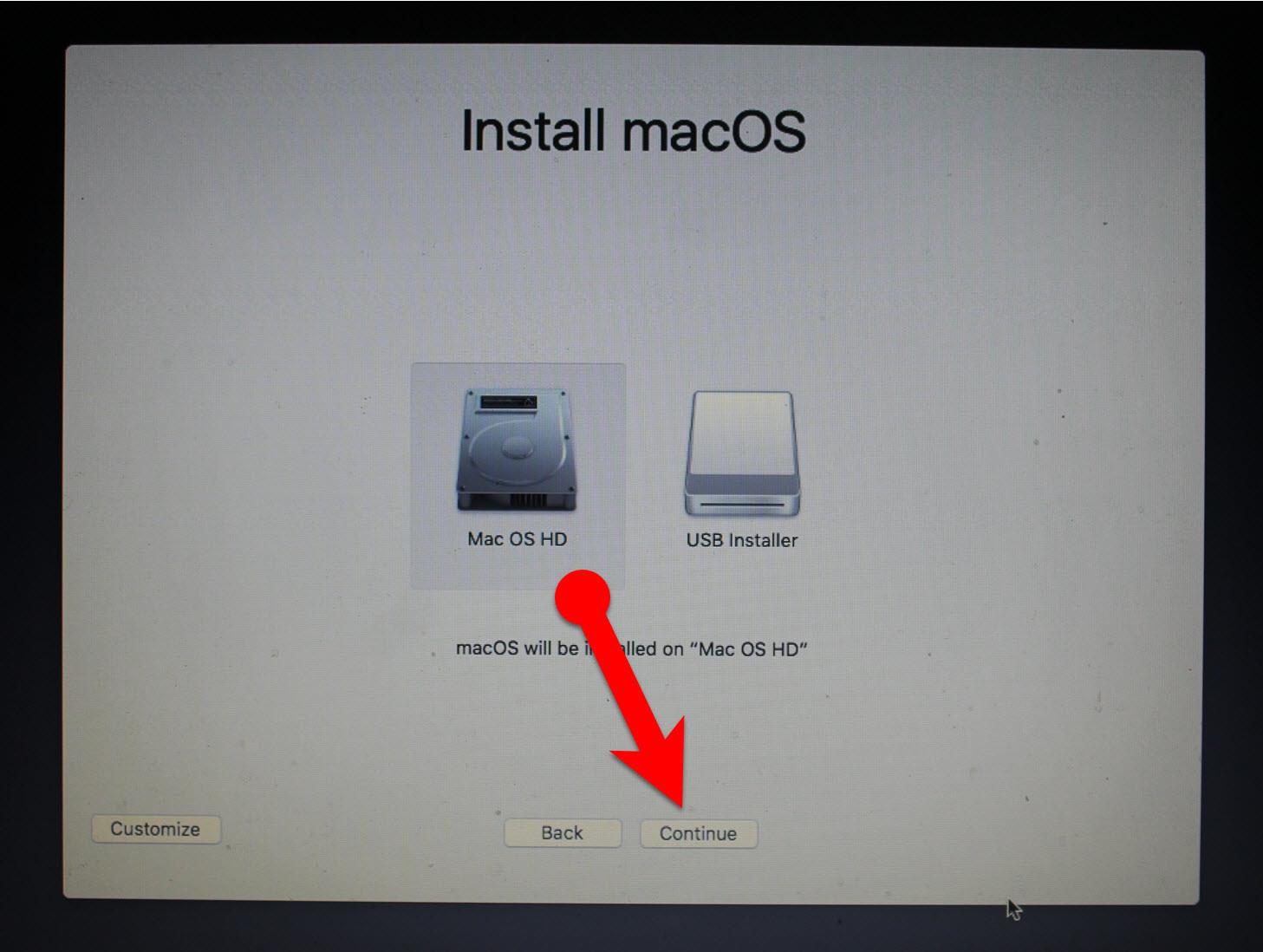 Mac os как установить в картинках