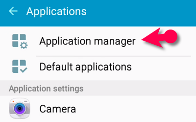 how to delete permanent apps on android