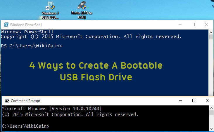 windows 7 usb boot cmd