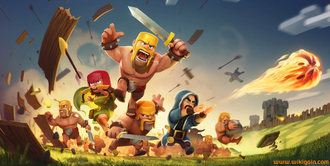 How to Hack Clash of Clans By ClashBot?
