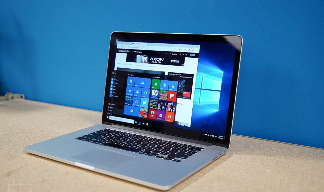 How to Install Windows 10 on Mac OS without Boot Camp