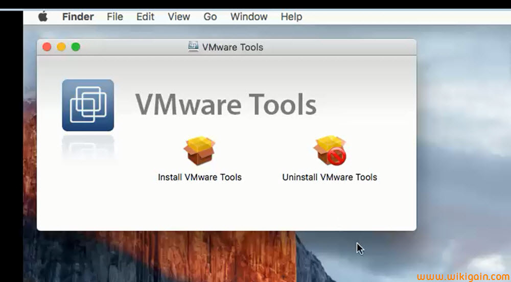 Osx download for vmware