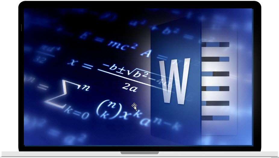 How to Type and Use Mathematical Equations in Word 2016