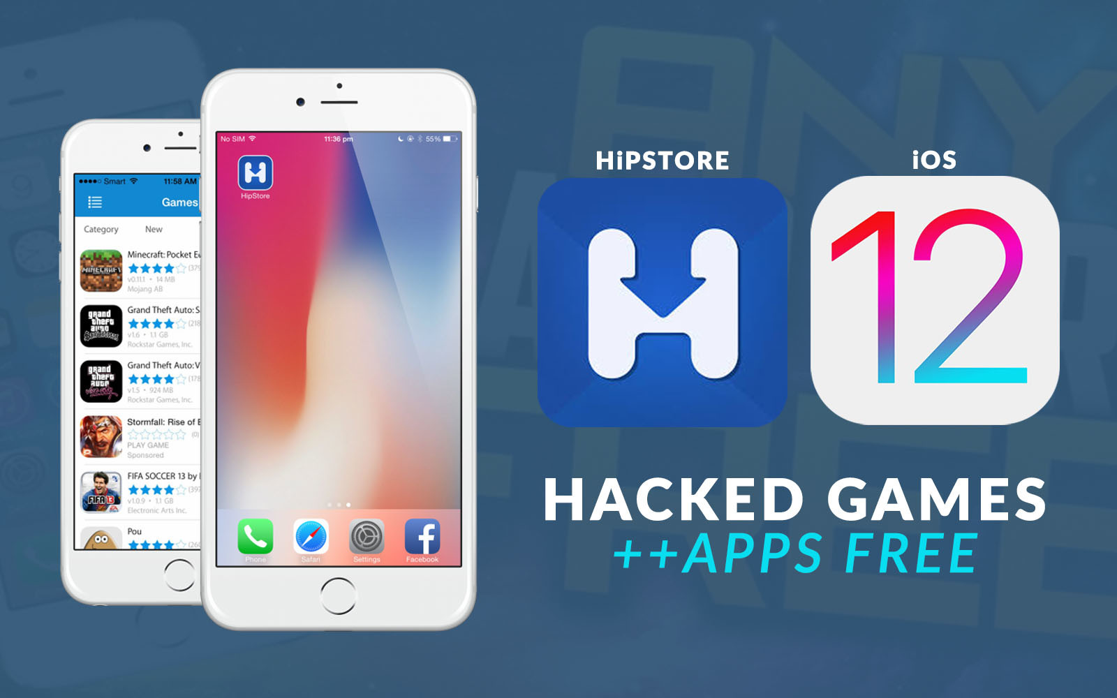 how to get hacked apps on ios