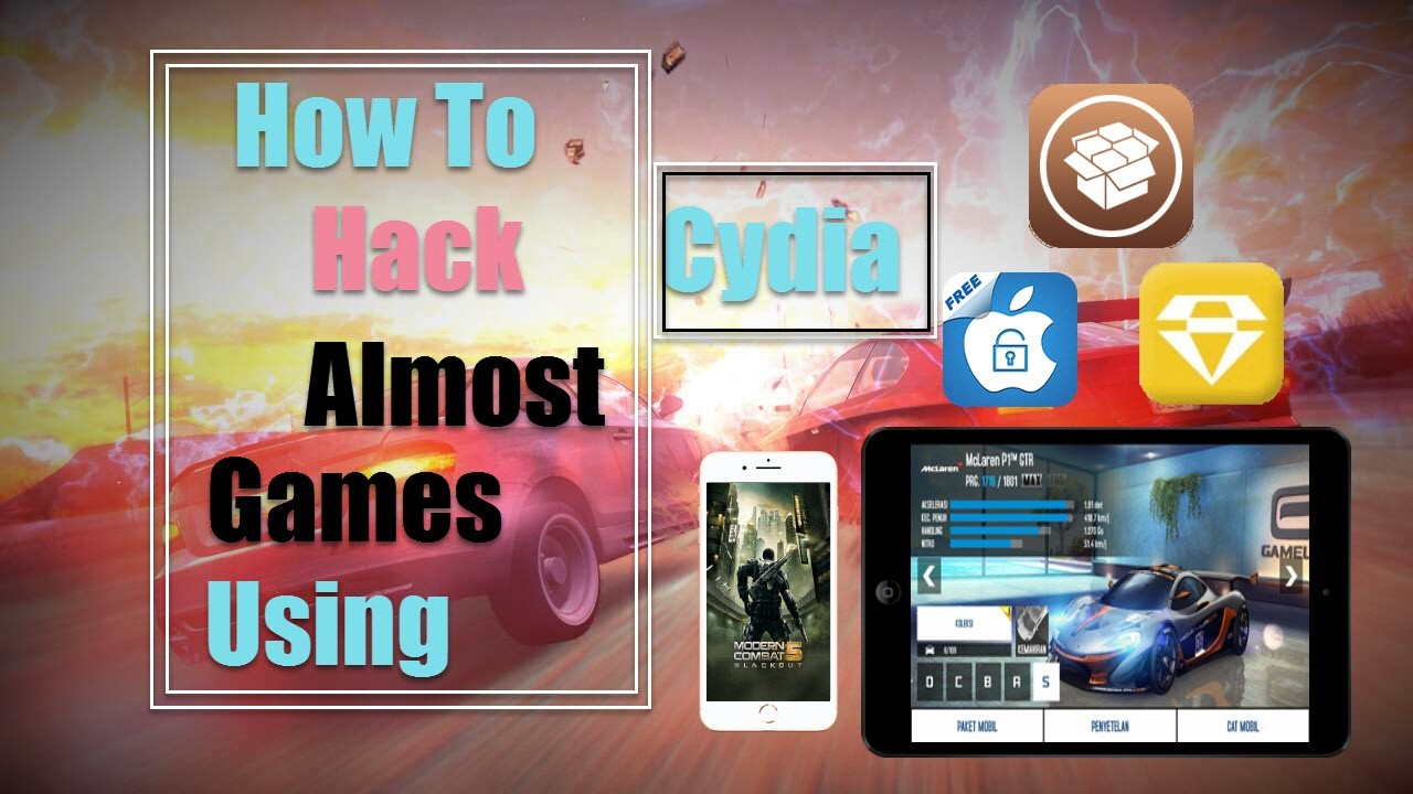 How to Hack almost of Games & Apps on iOS using Cydia - wikigain