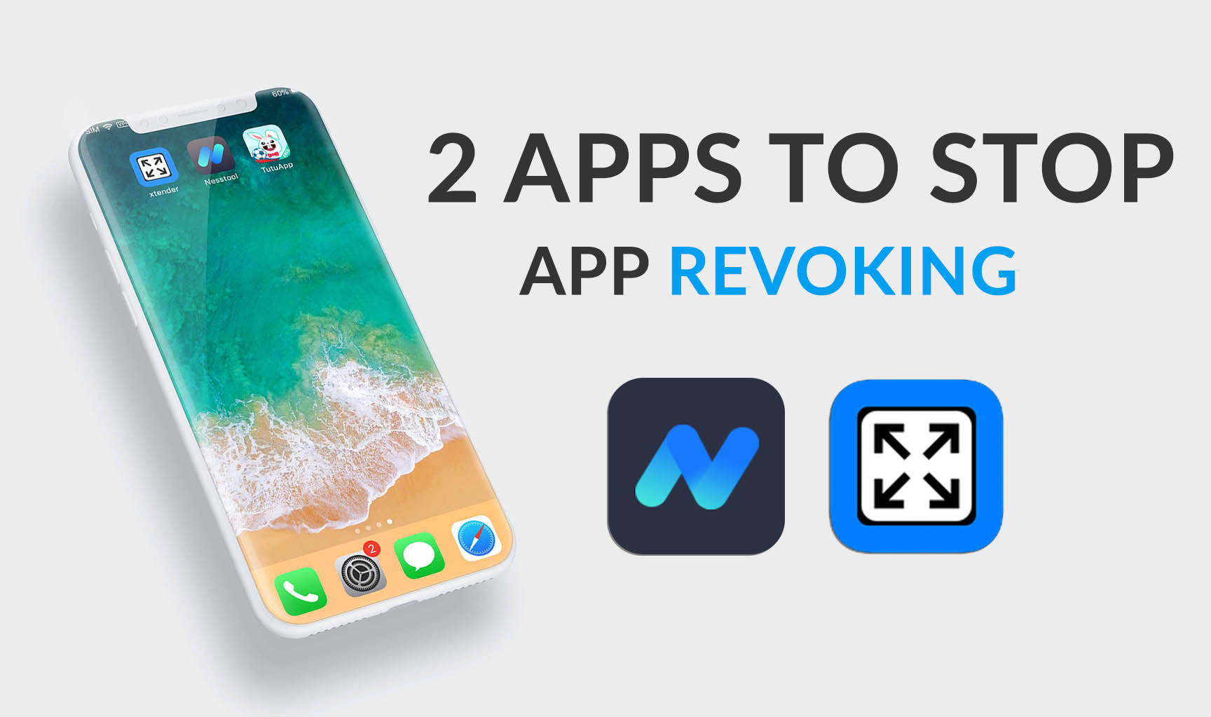 How to Stop App Revoking/Crashing on iOS 12 - (New Update