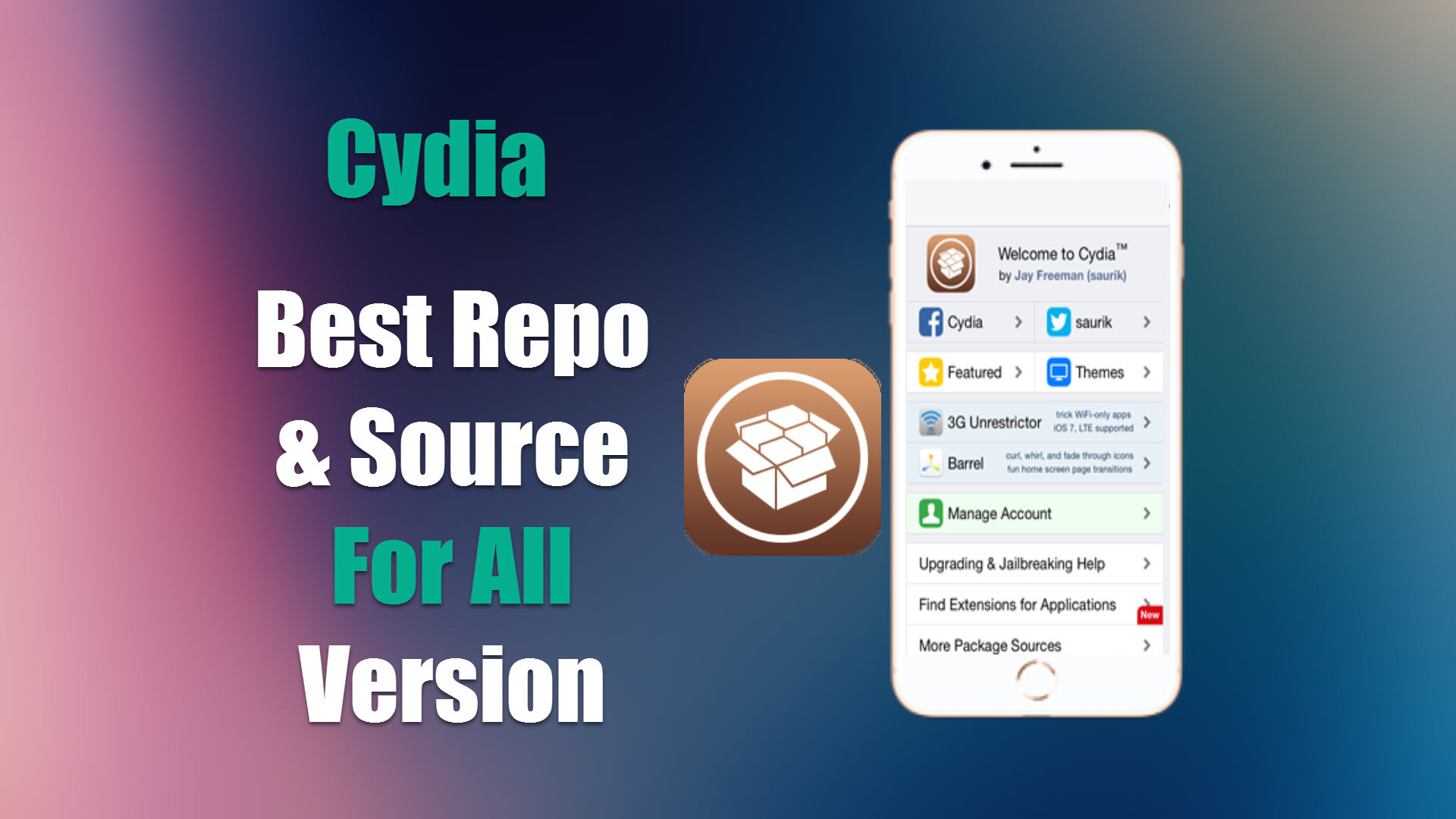 Iphone Best Cydia Repos Sources For All Versions Wikigain