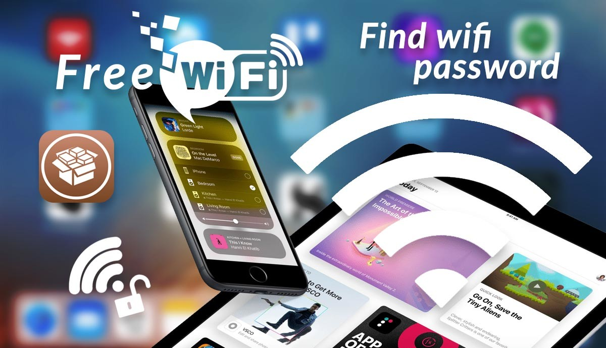 How to Find Wifi Password on iPhone With Jailbreak - wikigain