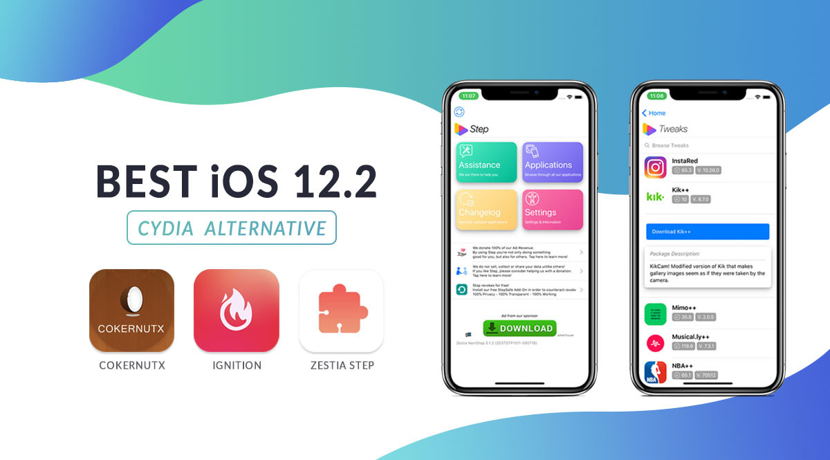 Best iOS 12 2 Cydia Alternative