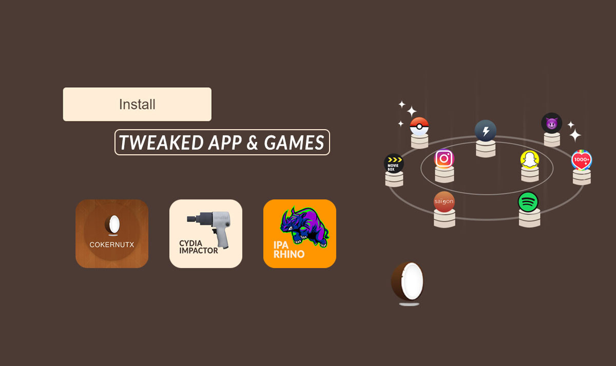 Tweaked Games Ios