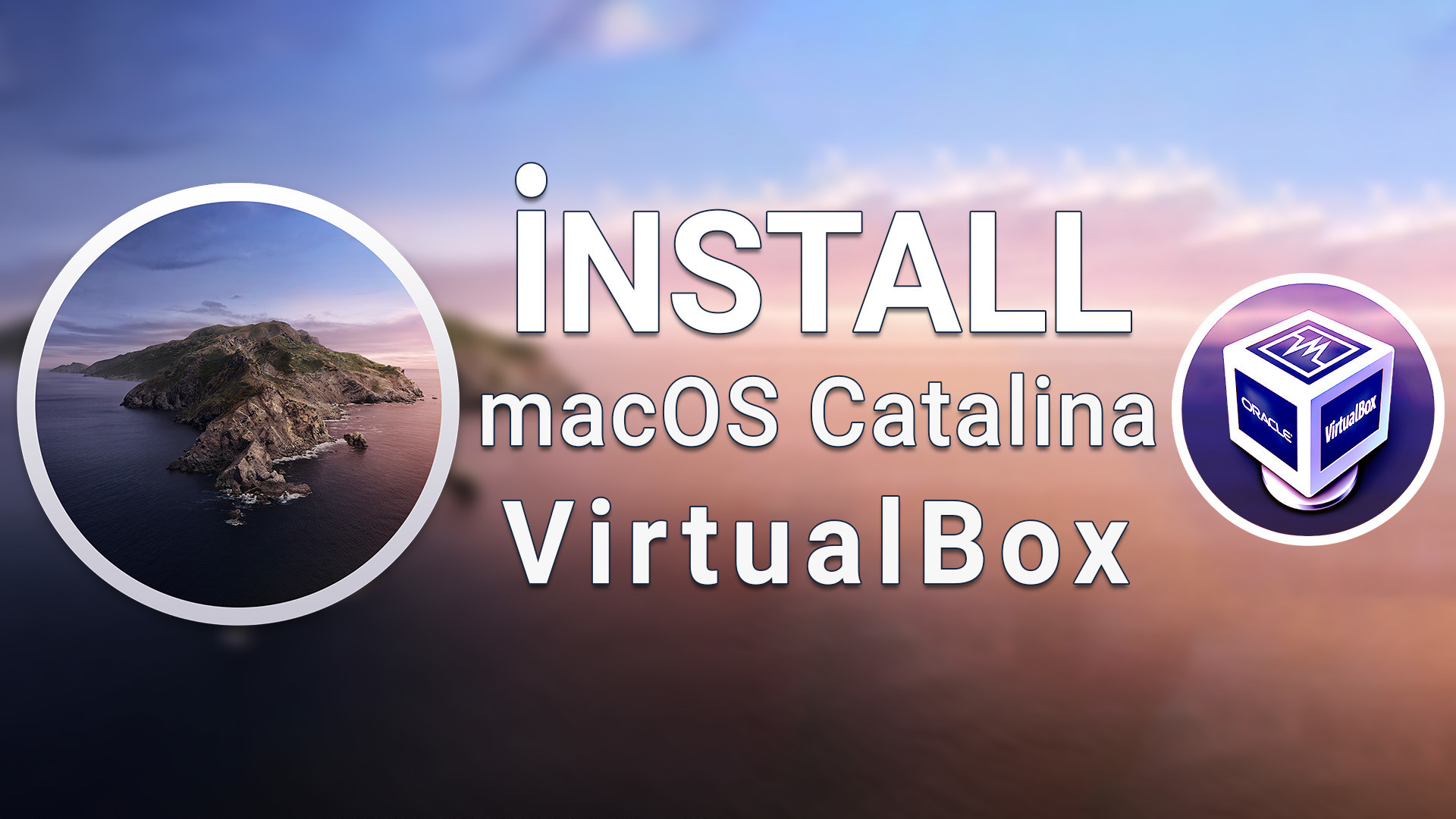 How to Install macOS Catalina on VirtualBox on Windows - wikigain